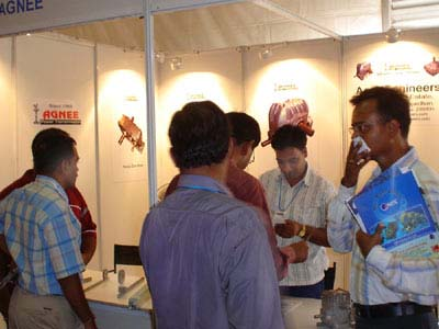 Agro Engineers at Engg Expo-06