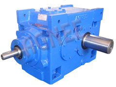 Bevel Helical Gearbox Reducer
