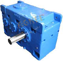 Helical Gear Box, Helical Speed Reducer, Helical Gear Reducer, Industrial Helical Gearbox
