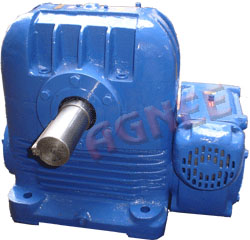 Double Reduction Worm Gear Box Manufacturer