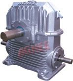 Horizontal Worm Reduction Gear Box