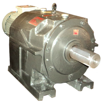 Manufacturer of Inline Helical Geared Motor, Helical Geared Motor, In-Line Gear Motors