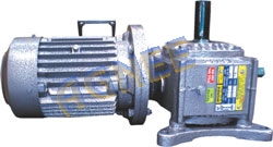 Industrial Motorised Worm Gearbox