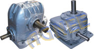 Worm Gearbox, Worm Speed Reducer, Industrial Right Angle Worm Gearboxes