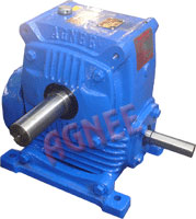 Worm Gearbox, Worm Reduction Gearbox Agnee