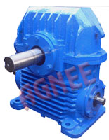 Horizontal Worm Gear Box, Reduction Gear Boxes