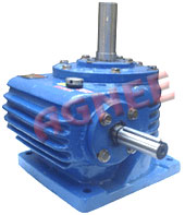Vertical Worm Gearbox, Reduction Gear Box